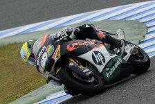 Moto2 - Espargaro gewinnt Abbruchrennen in Jerez