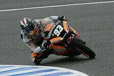Moto2 - Marquez fährt in Jerez zu Moto2-Pole