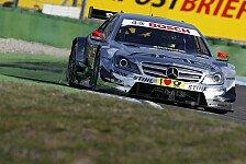 DTM - Green und Paffett glauben an starkes Rennen