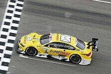 DTM - Werners nächste Unbekannte: das erste Rennen