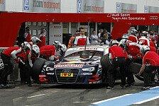 DTM - Audi: Fokus aufs Rennen