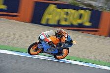 Moto3 - Rins packte eine verrückte Runde aus