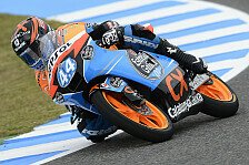 Moto3 - Oliveira dominiert Moto3-Warm-Up in Jerez