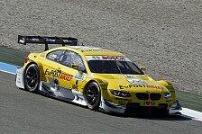 DTM - Dirk Werner überrascht auf Platz 3