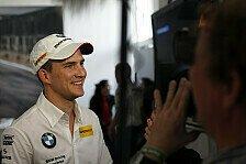 DTM - Spengler & Werner: Frieden mit Schumacher