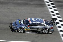 DTM - Green: Faires Racing mit Gary