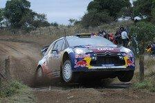 WRC - Neuville erfüllt sich Kindheitstraum