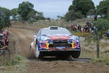 WRC - Hirvonen lobt neue Argentinien-Streckenführung