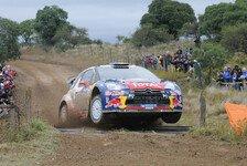 WRC - Loeb holt in Argentinien 70. WRC-Sieg