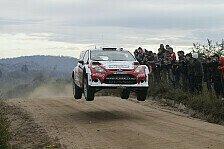 WRC - Novikov freut sich auf schnelle Prüfungen