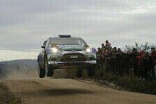 WRC - Griechenland: Solberg mit Qualifying-Bestzeit
