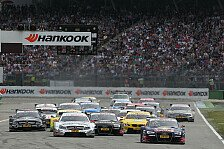 DTM - Video - Auftakt in Hockenheim: Die Highlights