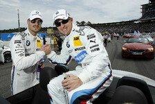 DTM - Hand: Ich kotze dir ins Auto, Tomczyk