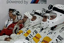 DTM - BMW: Nachholbedarf & Reparaturarbeiten
