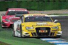 DTM - Frey spürte Steigerung im Rennen
