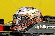 Formel 1 - FIA will Köpfe der Piloten besser schützen