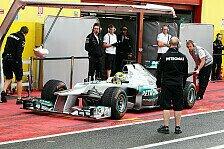 Formel 1 - Mugello gute Lernstrecke für Rosberg