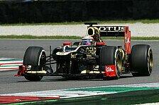 Formel 1 - Lotus bestätigt D'Ambrosio als Grosjean-Ersatz