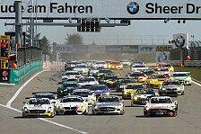24 h Nürburgring - Teams des Top-40-Qualifyings