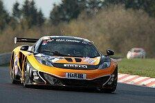 24 h Nürburgring - Ex-F1-Pilot Di Grassi am Start