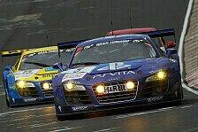 24 h Nürburgring - Audi: Gesamtsieg fehlt noch