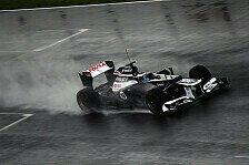 Formel 1 - Aerodynamiktests bei Williams und Marussia