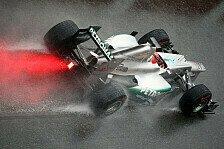 Formel 1 - Schumacher fuhr für die Fans
