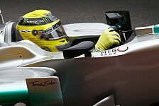 Formel 1 - Rosberg: Für immer in Silber?