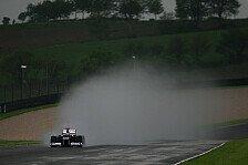 Formel 1 - Bottas von guten Regenreifen überrascht