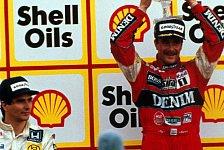 Formel 1 - Nigel Mansell gibt Comeback