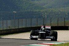 Formel 1 - Gillan: Mugello nicht erste Wahl