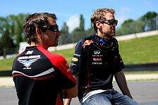 Formel 1 - Vettel wünscht sich Glock an seine Seite