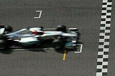 Formel 1 - Schumacher: Mercedes besitzt ein Sieger-Auto
