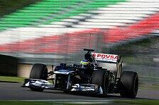 Formel 1 - Helm für das beste Entwicklungsteam