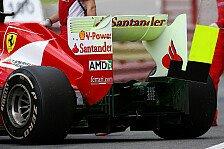 Formel 1 - Santander verlängert Sponsordeal mit Ferrari