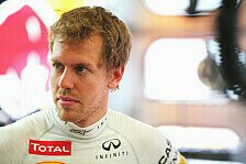 Formel 1 - Vettel: Nicht mehr so souverän wie vorher