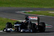 Formel 1 - Maldonado schaut vor allem aufs Qualifying