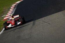 Formel 1 - Testing Time, Tag 2: Massa & Badoer back in Action