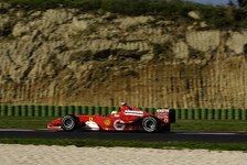 Formel 1 - Testing Time, Tag 3: Ferrari beendet Tests in Vallelunga