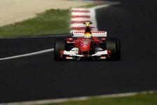 Formel 1 - Massa mit interessanten Testfortschritten zufrieden