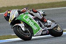 MotoGP - Bradls beste Runde fiel roter Flagge zum Opfer