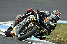 MotoGP - Strahlende Gesichter bei Tech 3