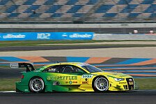 DTM - Rockenfeller: Happy mit Qualifying