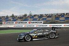 DTM - Haug: Der Speed für Platz 1 war da