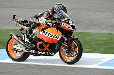 Moto2 - Marquez gewinnt Thriller in Estoril