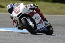 Moto2 - Krummenacher hat viel gelernt