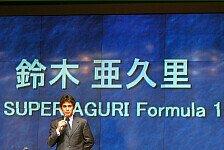 Formel 1 - Super Aguri nimmt neuen Anlauf