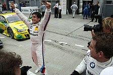 DTM - Spengler: Viel Selbstvertrauen für Brands Hatch