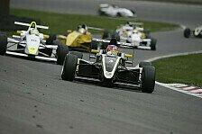 ADAC Formel Masters - Doppel-Pole für Kirchhöfer