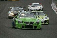 ADAC GT Masters - Lunardi/Martin auf Platz fünf